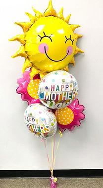 AirCraft Balloon Designs Mother's Day Ba