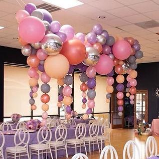 AirCraft Balloon Designs Ceiling Balloon