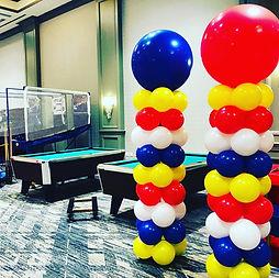 AirCraft Balloon Designs Carnival Balloo