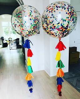 AirCraft Balloon Designs Jumbo Confetti