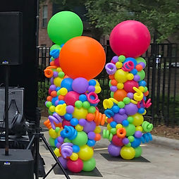 AirCraft Balloon Designs Fun and Funky B