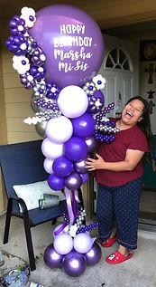 AirCraft Balloon Designs Happy Door Part