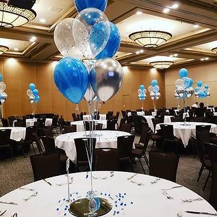 AirCraft Balloon Designs Balloon Centerp