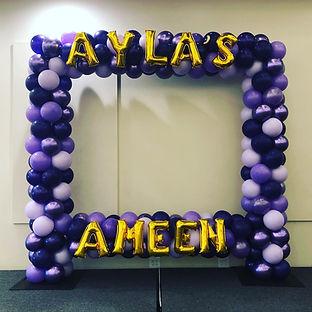 AirCraft Balloon Designs Balloon Frame