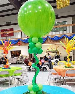 AirCraft Balloon Designs Jumbo Centerpie