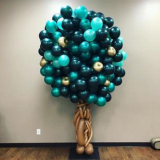 AirCraft Balloon Designs Tree of Life Sc