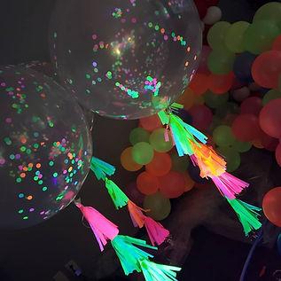AirCraft Balloon Designs Jumbo Neon Conf