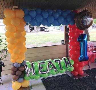 AirCraft Balloon Designs Baseball Balloo