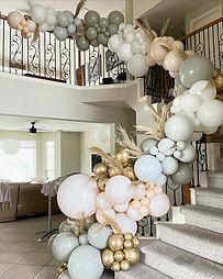 AirCraft Balloon Designs Stairway Organi