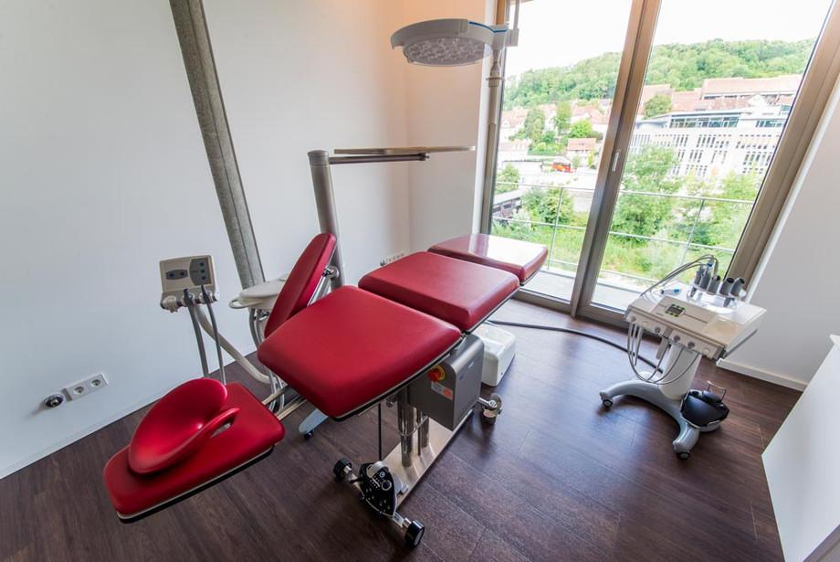 Unsere Praxisklinik im Facharzt-Zentrum QmediKo