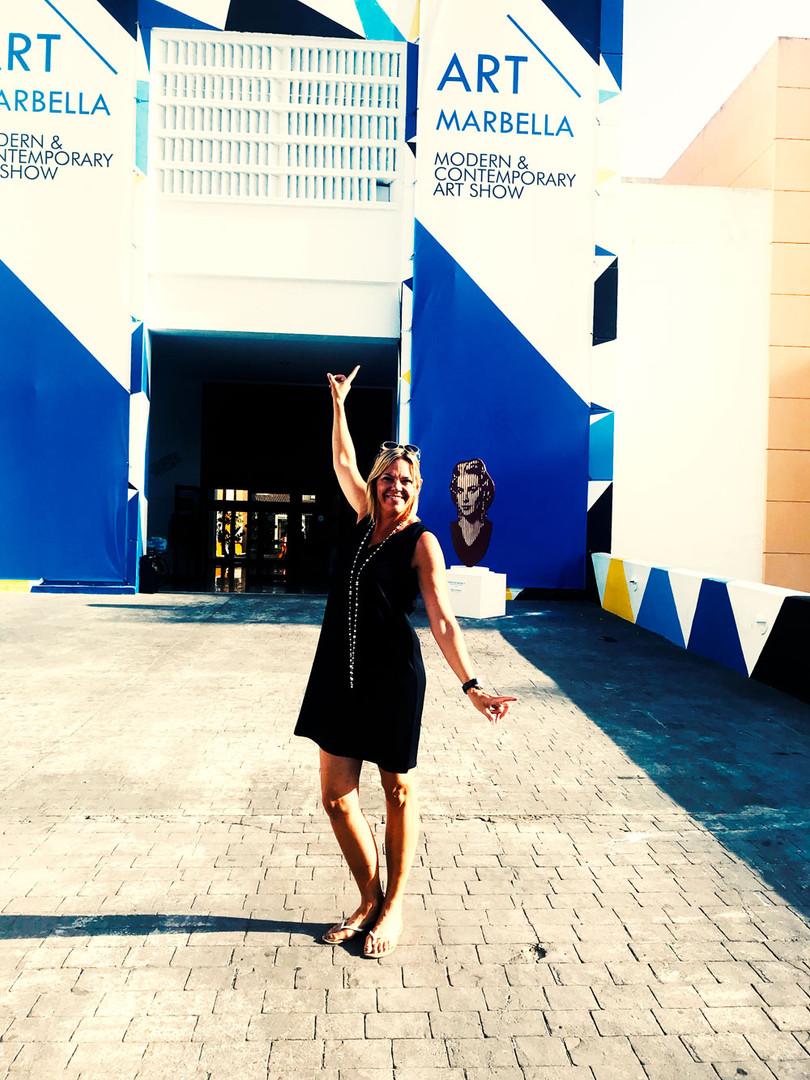 Art Marbella 2019 Karin Döring