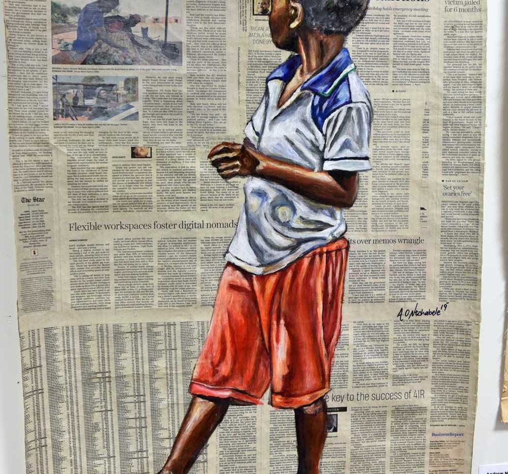 Vernissage Kunst bei LHM: Art South Africa