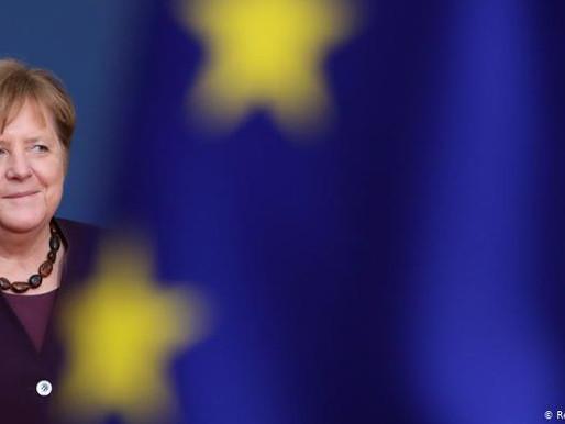 """Bundeskanzlerin Merkel hat in ihrer Ratspräsidentschaft (mindestens) sieben """"harte Nüsse"""" zu knacken"""