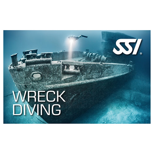 SSI Wreck Diving Course