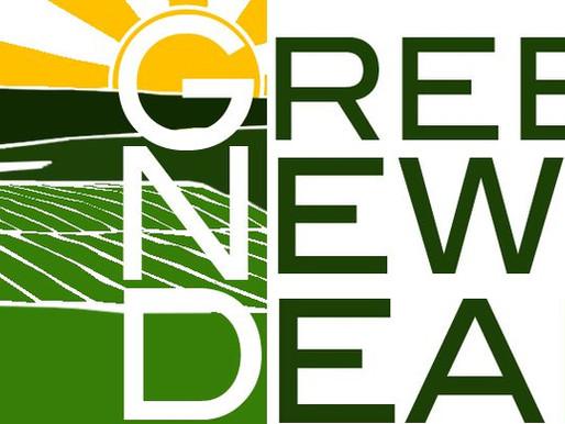 Der Green New Deal der Europäischen Union ist ein Paradebeispiel für die öko-soziale Marktwirtschaft