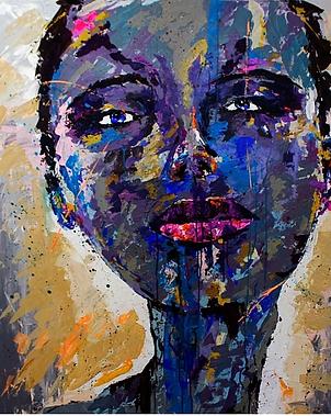 Kunst von Karin Döring aus dem Jahr 2018