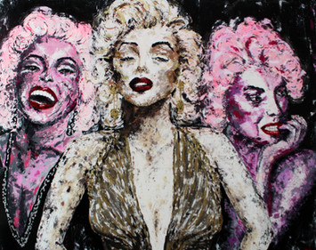 MMx3 Marilyn Monroe