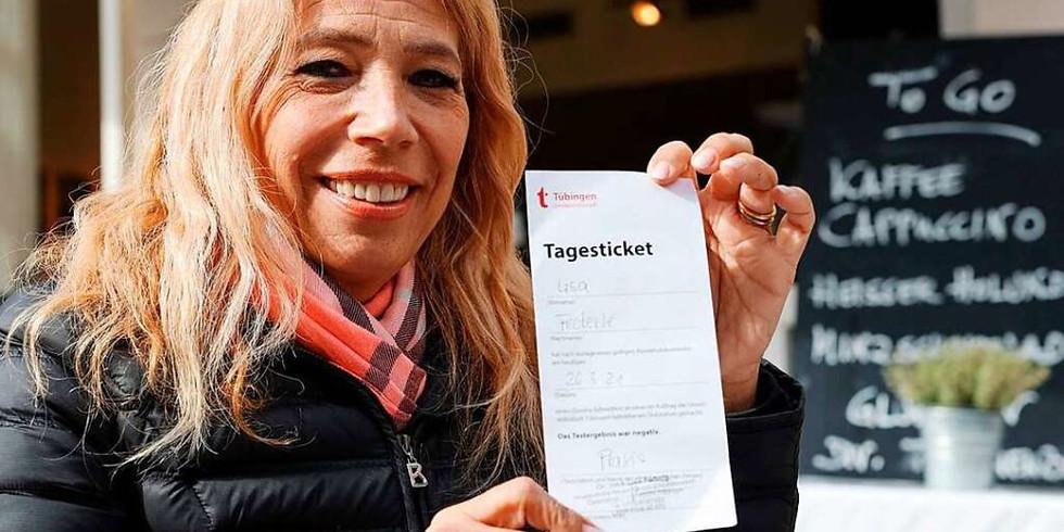 """Wie weiter nach dem erfolgreichen """"Tübinger Modell""""?"""