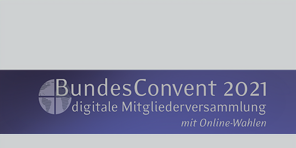 BundesConvent mit Mitgliederversammlung
