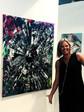 Karin Döring Art Marbella 2019