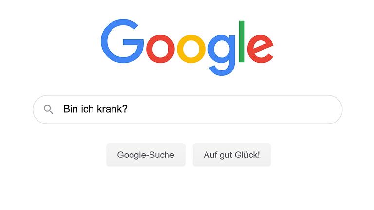 Fragen Sie Dr. Google
