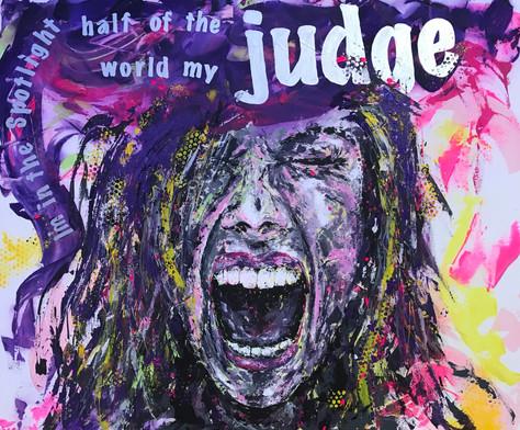 JUDGE °nicht verkäuflich
