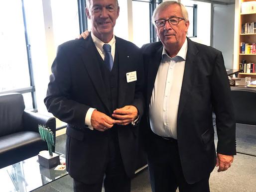 Senat Europa stiftet Jean-Claude-Juncker-Europa-Preis