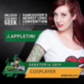 Van Expo Geektopia_J.appletini - Instagr