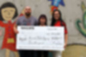 Amanda Todd Legacy Cheque Photo Small.jp