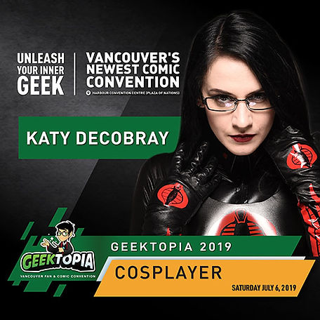 Van Expo Geektopia_Katy - Instagram_Mar