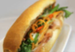 Vietnamese Subs, sandwich, banh mi , pure delight cafe vancouver