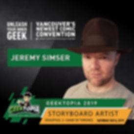 Van Expo Geektopia_Jeremy Simser - Insta