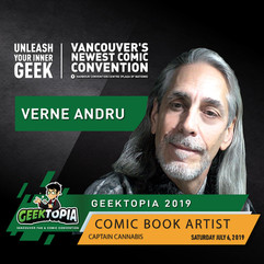 Learn more about Verne Andru!