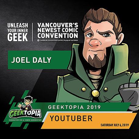 Van Expo Geektopia_Joel Daly - Instagram
