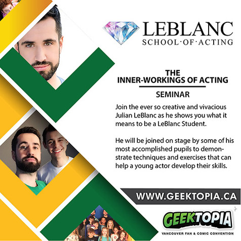 LeBlanc School of Acting