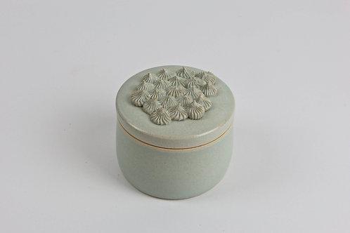 Medium Whipped Jar