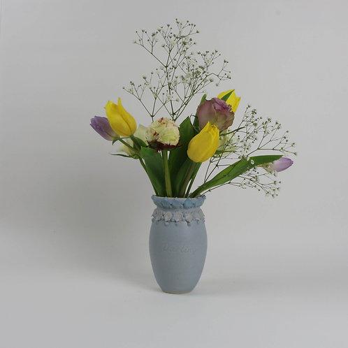 Piped 'Darling' Vase