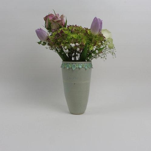 Piped 'Lush' Vase