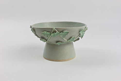 Small Tall-Footed Bowl