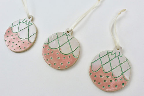 Bauble Christmas Ornaments