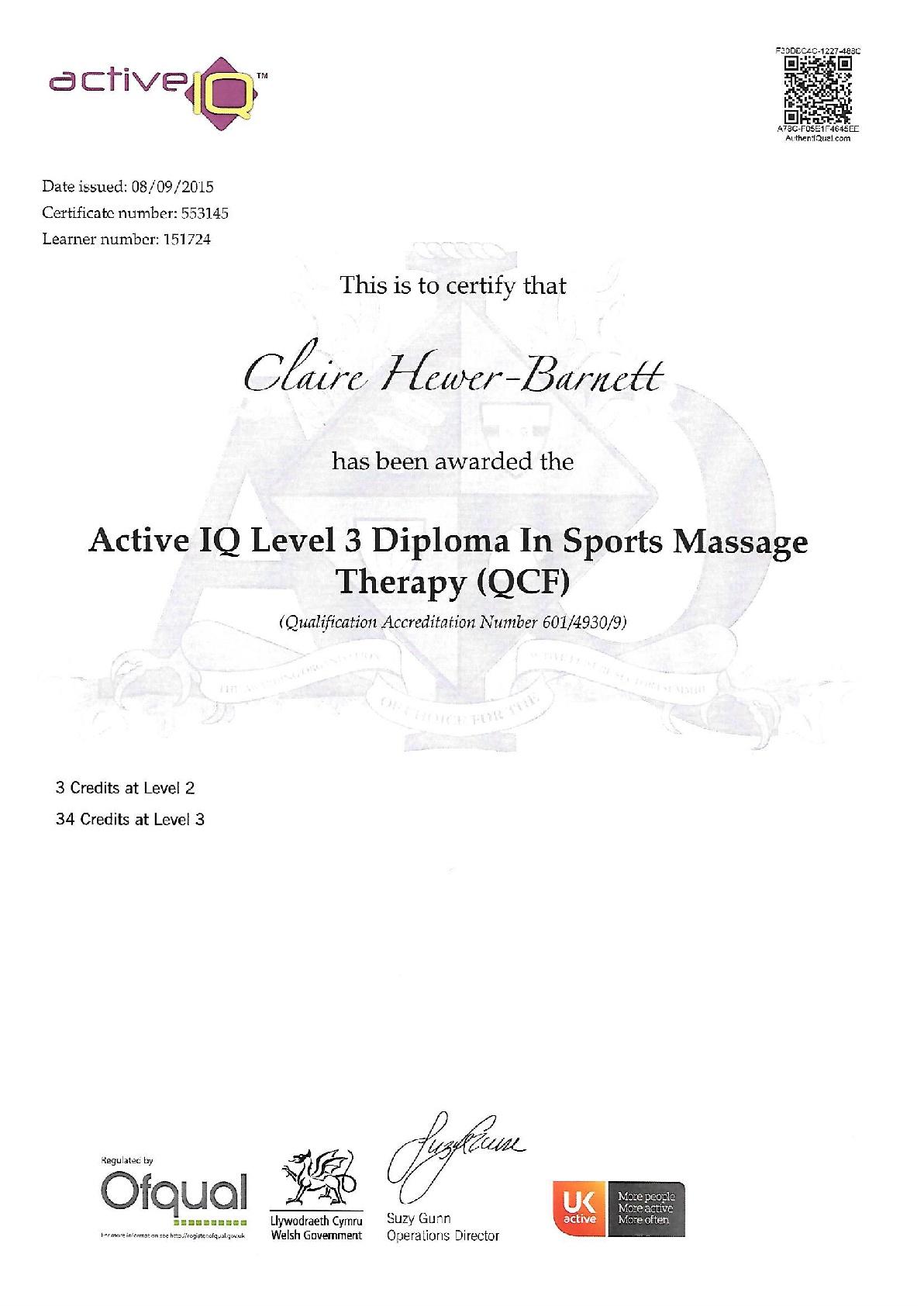 Massage-Certificate-Level-3-2016-001