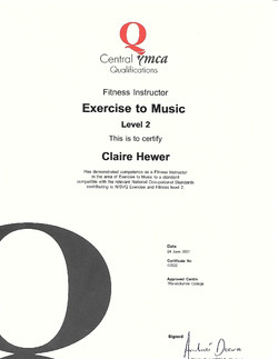 Exercise-to-music-level2-CERT-2001-001