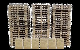木製パレットとYPプロテイナー