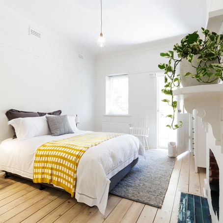 Introduce comfort to your bedroom