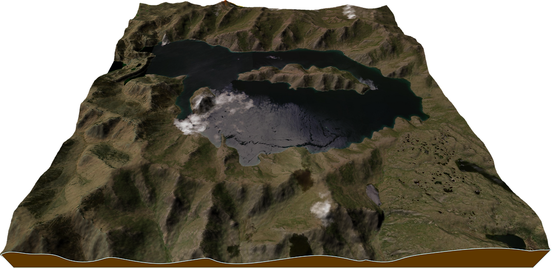 Озеро Хиндиктиг-Холь Палеоалтай paleoaltai