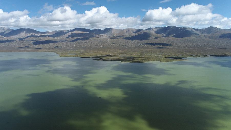 озеро Джулукуль paleoaltai палеоалтай