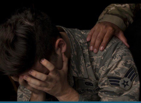 Suicide Rate hits a 5 year high for active duty US troops