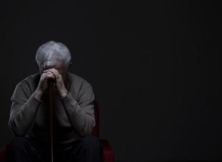 Winter puts older residents considering suicide at risk