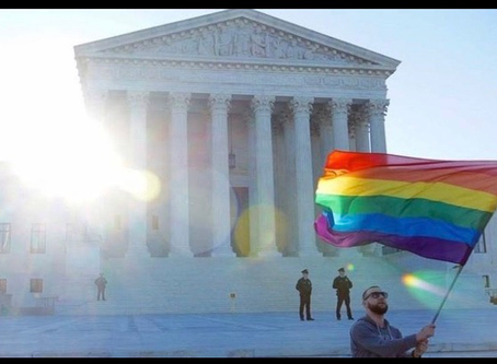 Legalizing gay marriage has caused a dramatic drop in LGBT suicide rates