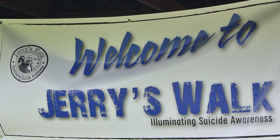 Jerry's Virtual Walk 2021